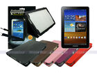 Leather Case+Screen Protector+Stylus for Samsung Galaxy Tab 7.7""