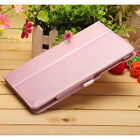 Slim Stand PU Leather Smart Case Cover for Google Nexus 7 FHD 2nd Gen 5 Colours