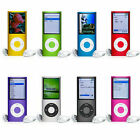 8GB 16GB 32GB Slim Mp3 Mp4 Player 8 Colors 1.8 LCD Screen 4th FM Radio Video