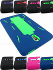 FOR SAMSUNG GALAXY TAB S 8.4/10.5 RUGGED HYBRID ARMOR IMPACT CASE COVER+STYLUS