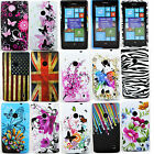 Soft Rubber Silicone Gel Tpu Cell Phone Skin Back Cover Case For Nokia Lumia 520