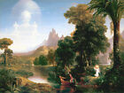 Voyage of Life Youth by Thomas Cole Christian Religious Art Print Painting Repro
