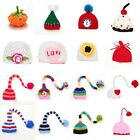 Newborn 0-12M Baby Crochet Knit Boy Girl Photo Props Photography Hat Cap Beanie