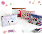 Choo Choo Cat Lalala Cosmetic Pouch Makeup Case Purse Pencil Case Upgrade
