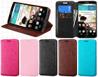 For LG G3 Premium Wallet Case Pouch Flap STAND Cover Accessory