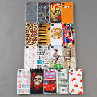 Multi-Pattern Back Case Cover Shell Protector for Apple iPhone 4 4S PC HOT