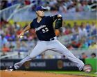 Jimmy Nelson Milwaukee Brewers 2014 MLB Action Photo (Select Size)