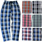 MENS PYJAMA BOTTOMS LONG SLIM FIT COTTON LOUNGE PANTS BRAND NEW