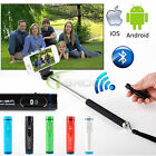 Selfie Handheld Extend Monopod Bluetooth Remote Control Shutter Timer For Phone