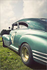 Poster / Leinwandbild Rockabilly Ride - Celly van Laatzen