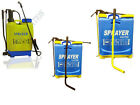 12L 16L 20L Litre Knapsack Backpack Sprayer Pressure Spray Weed Pest Killer