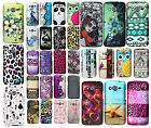 T-Mobile Samsung Galaxy Avant Rubberized HARD Case Phone Cover + Screen Guard