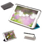 "PU Flip 3 Foldings Wake/Sleep Cover Stand Case For Samsung Galaxy Tab 4 8"" T330"