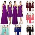Convertible Multi Wear Bridesmaid Formal Wedding Party Dress 6-8-10-12-14-16-18-