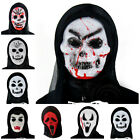 Halloween Balaclava Ghost Face Skull Mask Ghost Skateboard Hood Cos Call of Duty