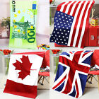 Hot Sale Cotton Towels Brazil World Cup Souvenir Bath Towels Fans supplies T113