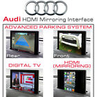 Audi 3G MMi HDMI Multimedia Mirroring Interface With Advanced Parking System