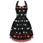 Dead Threads Cupcake Rockabilly Kitsch Vintage 1950S Style Party Prom Dress