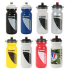 2 x ZEFAL BIKE WATER BOTTLE (Blue,Black,Red,Silver,Clear,White,Yellow) 600ml
