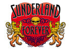 Brand NEW Printed T-SHIRT Quality SUNDERLAND Forever, All Sizes, All Colours