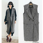 QUEEN COLLECTION PUNK SLEEVELESS VEST SUIT AND JACKETS #1080