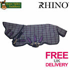 Rhino Pony Plus Mediumweight Turnout Rug with Detatchable Neck (AKBP92) **BNWT**