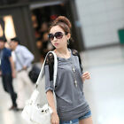 sexy womens blouses T-Shirt Korean fashion long Sleeve tops cheap casual clothes