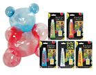 Magic Plastic Balloon Modelling Inflating Plastic Bubble Sculpting Toy 15026