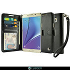 For Samsung Galaxy Note 5 Wallet Card Case Luxury Leather Stand Flip Cover