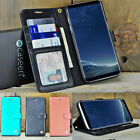 caseen Samsung Galaxy Note 4 N910 Luxury Leather Card Wallet Flip Case Cover