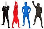 Morphsuit M Suit Men's Halloween Second Skin Fancy Dress Costume Adult Outfit