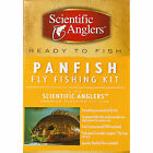 Scientific Anglers Fly Rod Kit, Choice of Bass, Trout, or Pan Fish - Fly Masters
