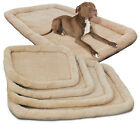 Pet Bed for Dog Cat Crate Mat Soft Warm Pad Liner Home Indoor Outdoor