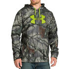 Under Armour Camo Scent Control ColdGear Hoodie Mossy Oak Treestand 1248010-905