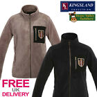 Kingland Inverness Unisex Fleece Jacket (143-FL-626) **FREE UK SHIPPING**