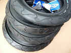 "Schwalbe 12"" x 1.95 City Jet Puncture Resistant Tyres new Pushchair Pram Bike"