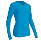 EMS Women's Sessions Hoodie, Atomic Blue