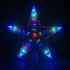 110V Big Pentagram String Fairy Light LED Lamp For Decor Wedding Colorful