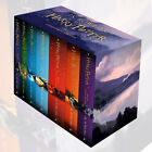 J. K.Rowling The Complete Harry Potter 7 Books Collection Children Boxed Set NEW
