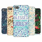 HEAD CASE BLESSED CHRISTMAS PROTECTIVE COVER FOR BLACKBERRY Z10