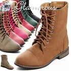 Zip Up Boots Lace Up Ankle Boots Lace Up Women's Shoes New