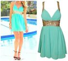 Sexy Womens Mini Dress Backless Ladies Summer Short Dress Clubwear Party Ball s