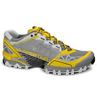 LA SPORTIVA Women's Bushido Trail Running Shoes, Grey/Yellow