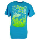 Star Wars Movie The Empire Strikes Back Tshirt Turquoise Neon Graphic Tee $14.95 USD on eBay