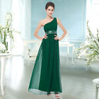 Ever Pretty Sequins Empire Waist Ruffles Padded Chiffon Party Dress 09770