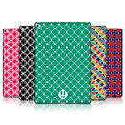 HEAD CASE QUATREFOIL PATTERN SERIES 2 SNAP-ON BACK COVER FOR APPLE iPAD AIR 2