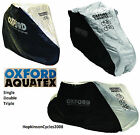 Oxford Aquatex Waterproof Bicycle Rain Cover Single Double Triple 1 2 3 Bike NEW