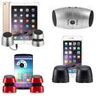 iHome iHM79 Rechargeable Mini Stereo Speakers f/ MP3 Players, Note Books PC Mac