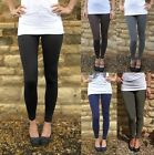 EXTRA LONG Leggings HIGH RISE Viscose Elastane  SIZES 8 - 24