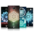 HEAD CASE SNOWFLAKES PROTECTIVE COVER FOR SONY XPERIA M2